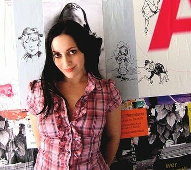 Molly Crabapple - Founder of Dr. Sketchy's Anti-Art School