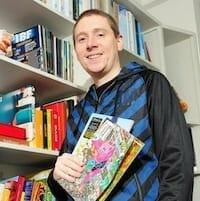 Allan Szacher - Owner and Creative Director of Zupi
