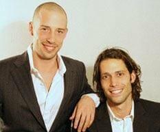 Sem Schuurkes and Pieter van Tilburg - Founders of CityHub Hotels