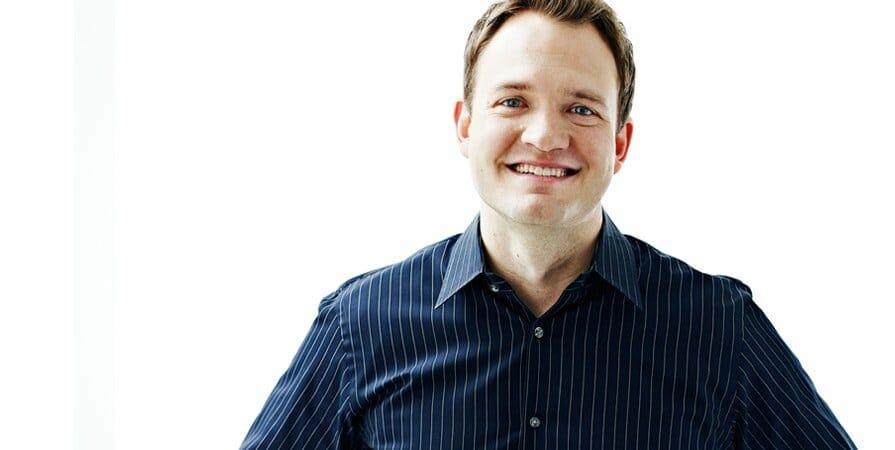 Mike Fridgen - CEO of Decide