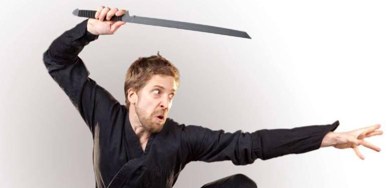 Geordie Aitken - Ninja Trainer at Aitken Leadership Group