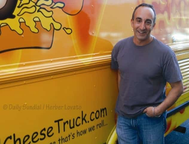 Dave Danhi - Founder of The Grilled Cheese Truck