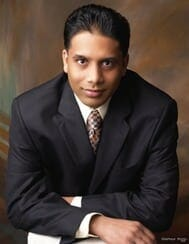 Rajendra Hariprashad - Founder of Ace Tax Services