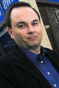 John White - Deputy Editor Online of the Winnipeg Free Press
