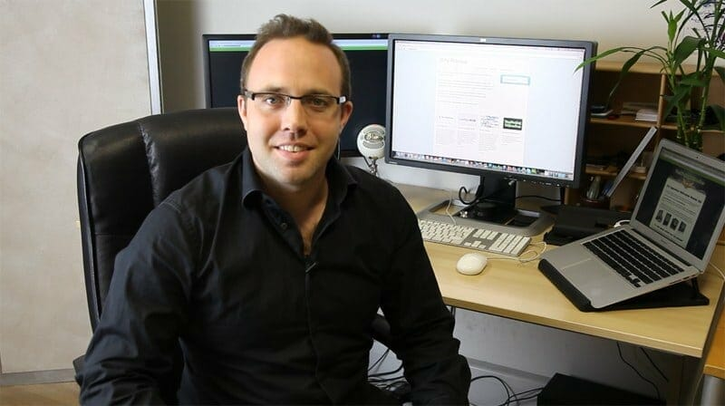 Simon Hedley - Founder of Psi Pi Group