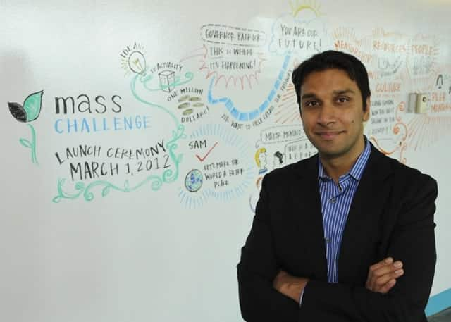 Akhil Nigam - Founder and President of MassChallenge