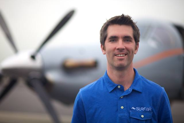 Wade Eyerly - Co-Founder of Surf Air