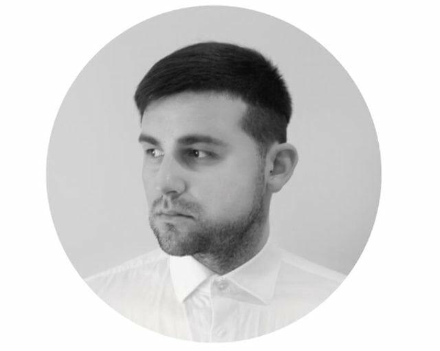 Andrew Rachmatovas - Owner of PUBLIC SCROLL
