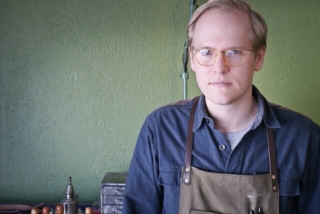 Chris Hughes - Founder of Artifact Bag Co.
