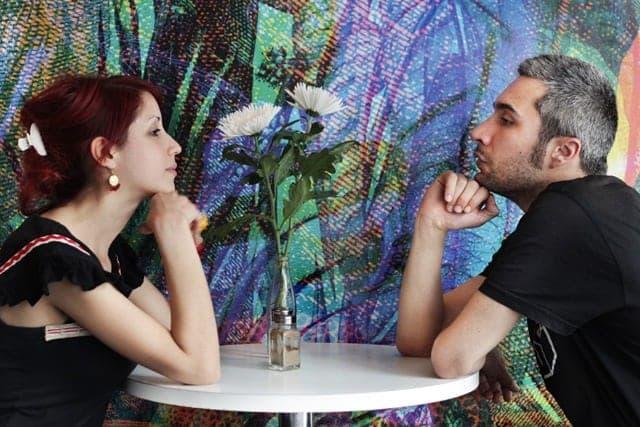 Silvia Quintanilla and Francesco Rugi - Artists at Carnovsky