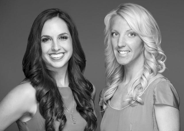 Jolie Bensen and Sarah Elizabeth Dewey - Co-Founders of Jolie & Elizabeth
