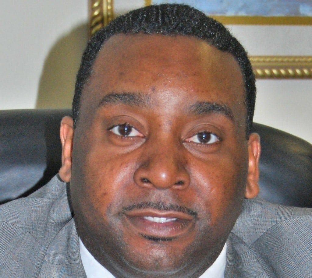 Derrick Parks - CEO of Metropolitan Protective Services