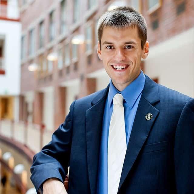 Benjamin Seidel - Founder of Igniting Business