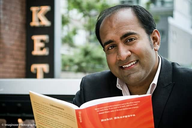 Rohit Bhargava - Founder of Influential Marketing Group
