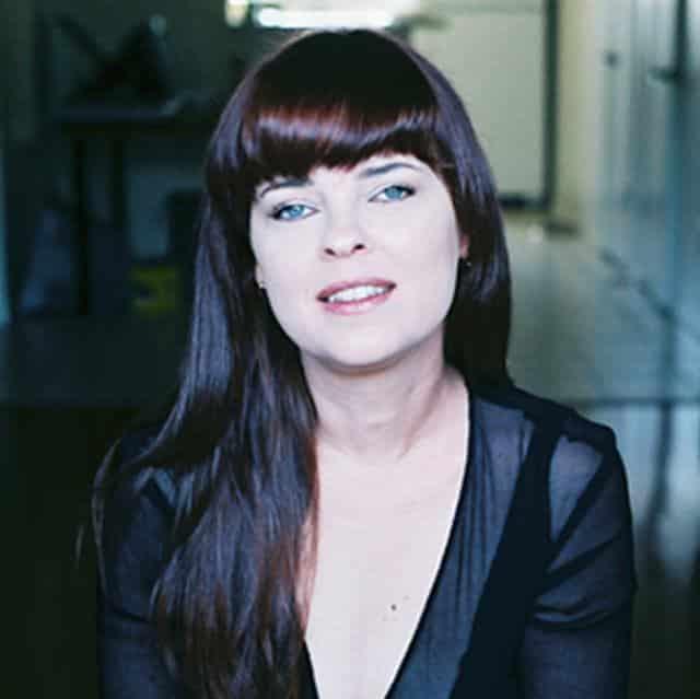 Tamara Leuty - CEO and Inventor Designer of Glass Handbag