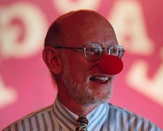 Allen Klein - Jollytologist and Best-Selling Author
