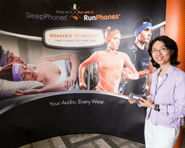Wei-Shin Lai - Inventor and CEO of SleepPhones®