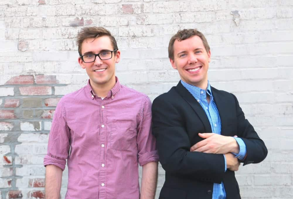 Devin Turner and Charlie Beckwith - Creators of FocalCast