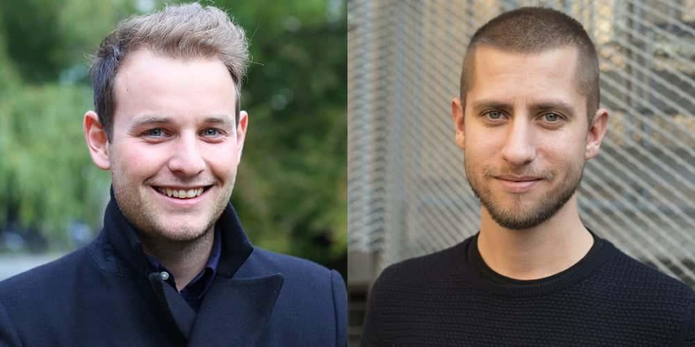 Samuel Garlöv and Anders Pålsson - Creators of Screen Donor
