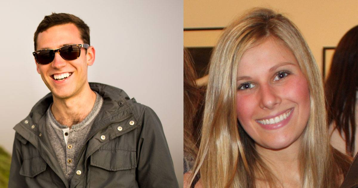 Hannah Dow and Steve Coffey - Co-founders of Bearbone Studios
