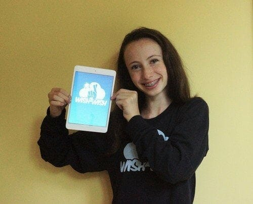 Naomi Benenson - Founder of wish2wish