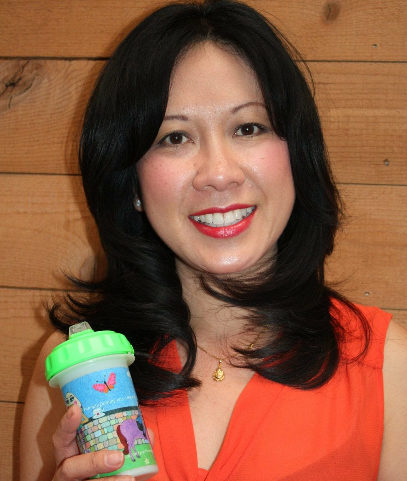 Gwen Keefe  - Founder of Poli Sippy Cups
