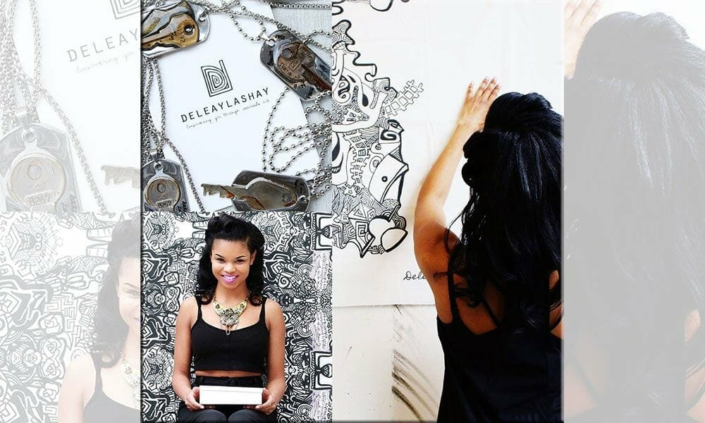 Marissa Kendrick - Founder and CEO of Deleay Lashay