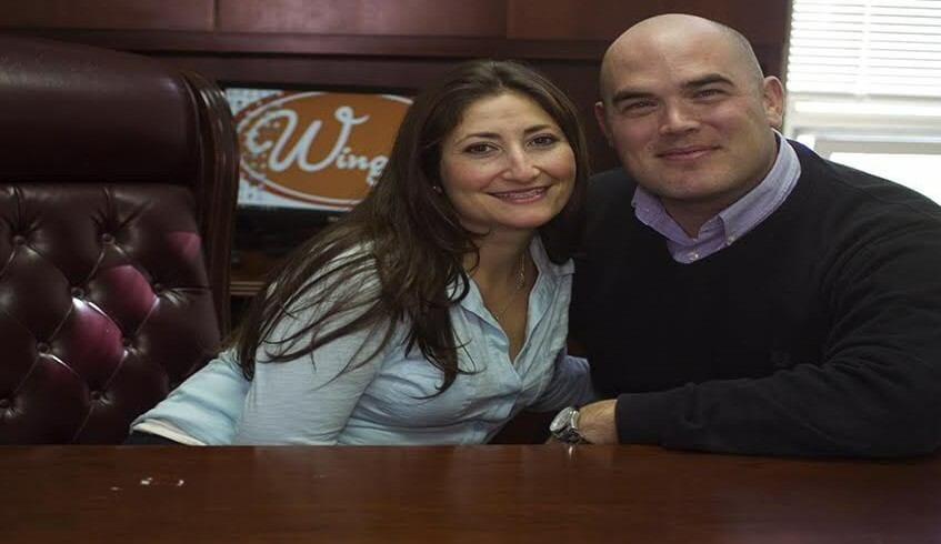 Michael and Michelle Lefrancois - Co-Founders of Wingerz