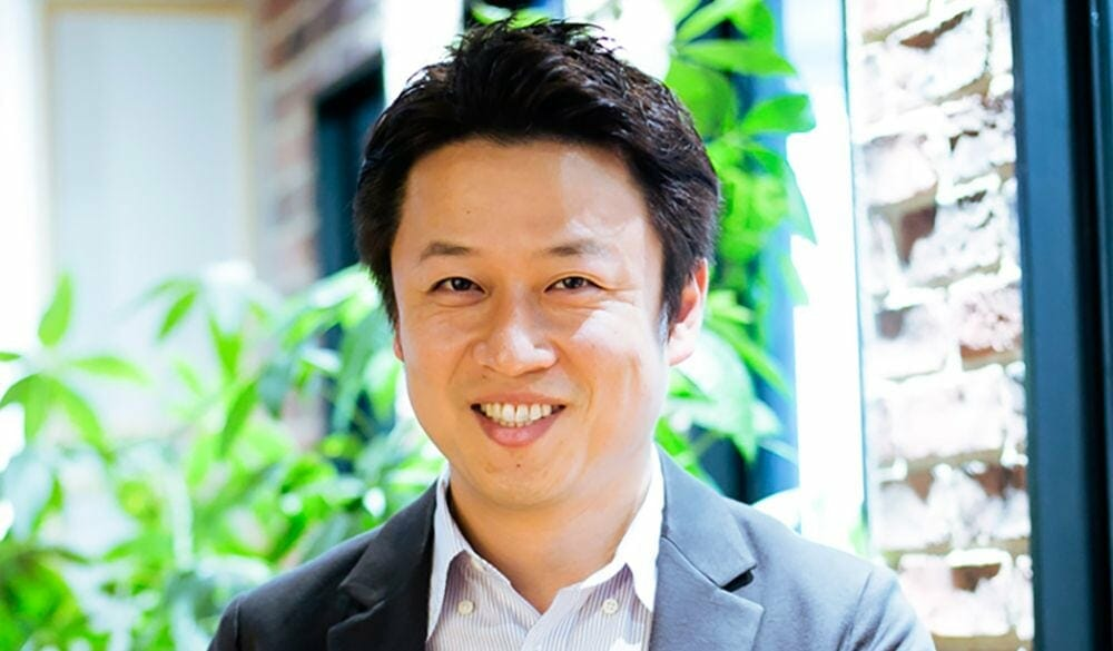 Toshi Yamamoto - Founder and CEO of ChatWork