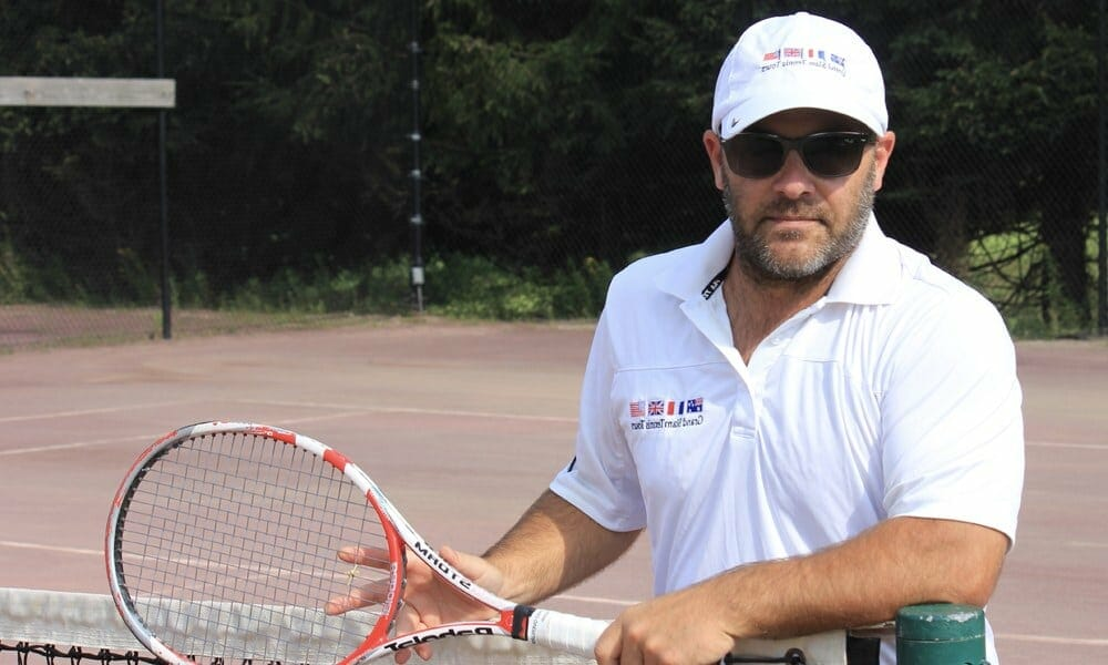 Andrew Chmura - President of Grand Slam Tennis Tours