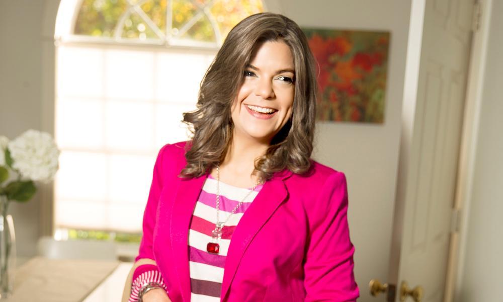 Claudia Gutierrez - Founder of ClaudiaG Collection