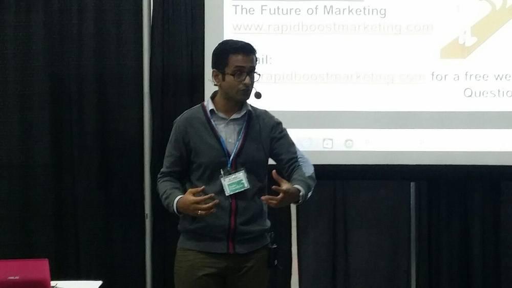 Ali Salman -  Chief Marketing Strategist of Rapid Boost Marketing