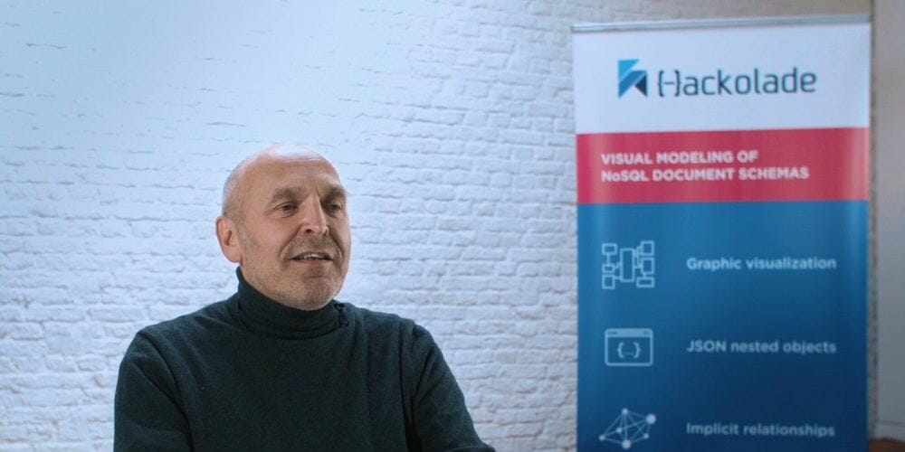 Pascal Desmarets - Founder & CEO of Hackolade