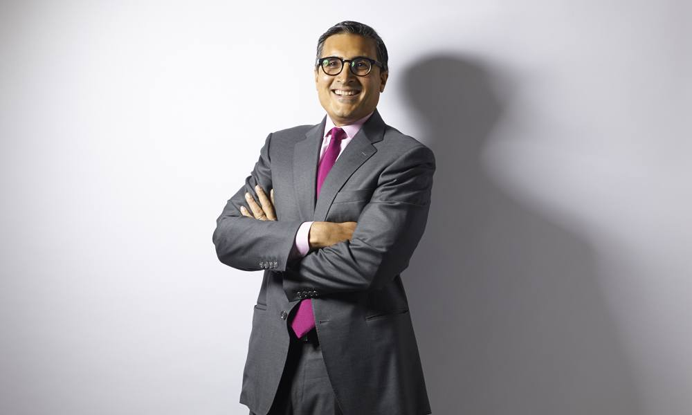 Sonny Kalsi - Founder of GreenOak Real Estate