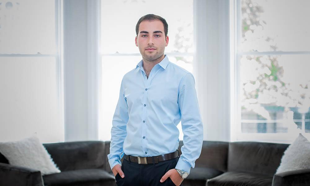 Jake Croman - Co-Founder of the Eddie Croman Foundation