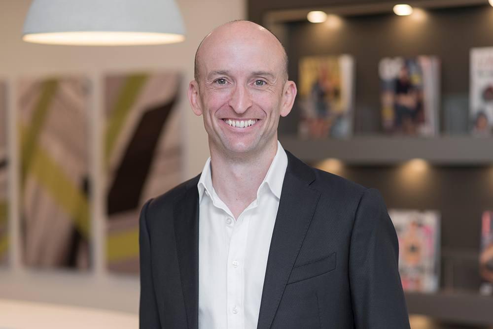 Alistair Graham - Founder of Mona Vale Dental