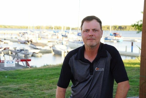 David Janeson - Owner of Gull Harbour Marina