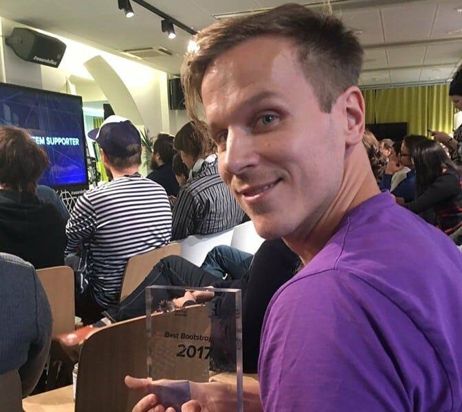 Mikko Honkanen - Co-Founder of Vainu