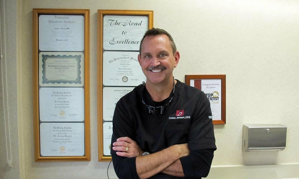 Dr. Corey Jensen - Dentist at Smile Design Dentistry