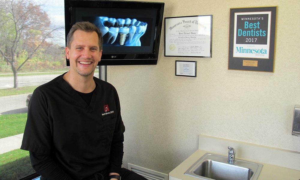 Dr. Brett Moore - Dentist at Smile Design Dentistry