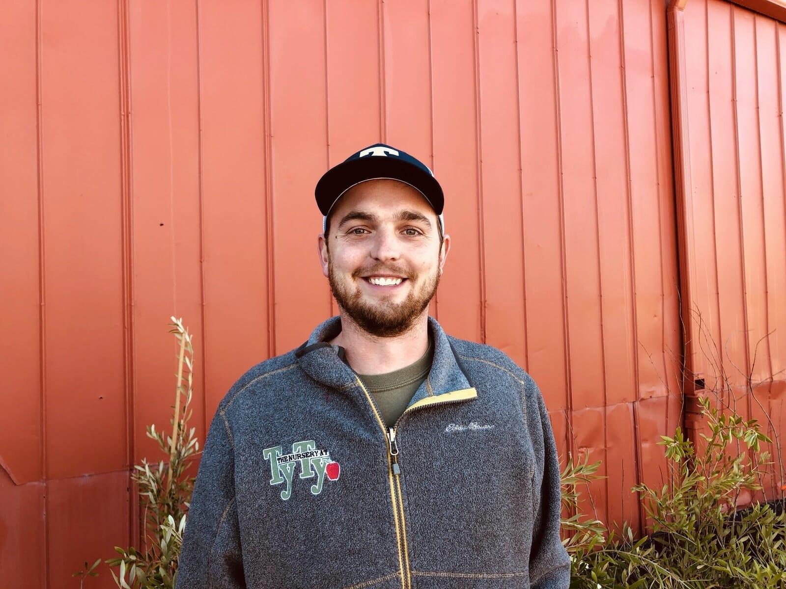 Ryan Phillips Owner Of Ty Nursery