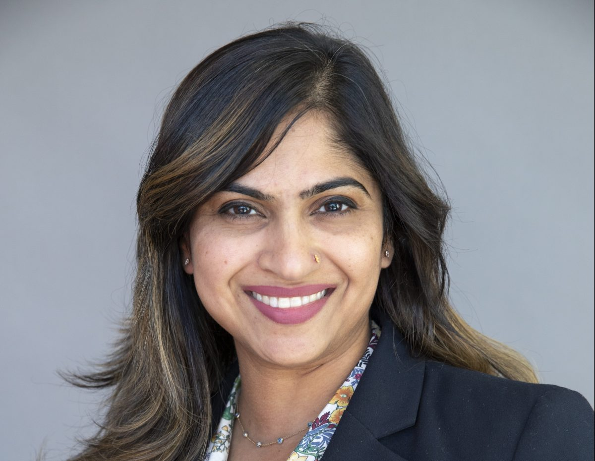 Anita Ramachandran