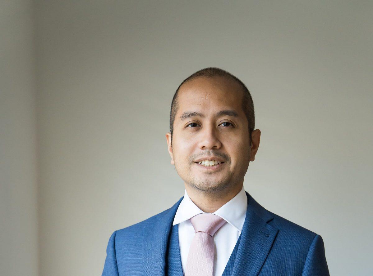 Gerald Diaz Health Entrepreneurs