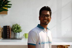 Ashish Fernando Young Entrepreneurs