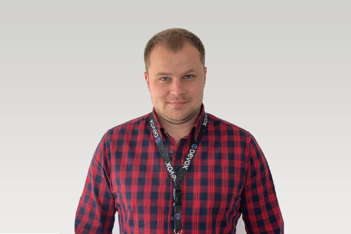 Vadym Zotov Tech Entrepreneurs