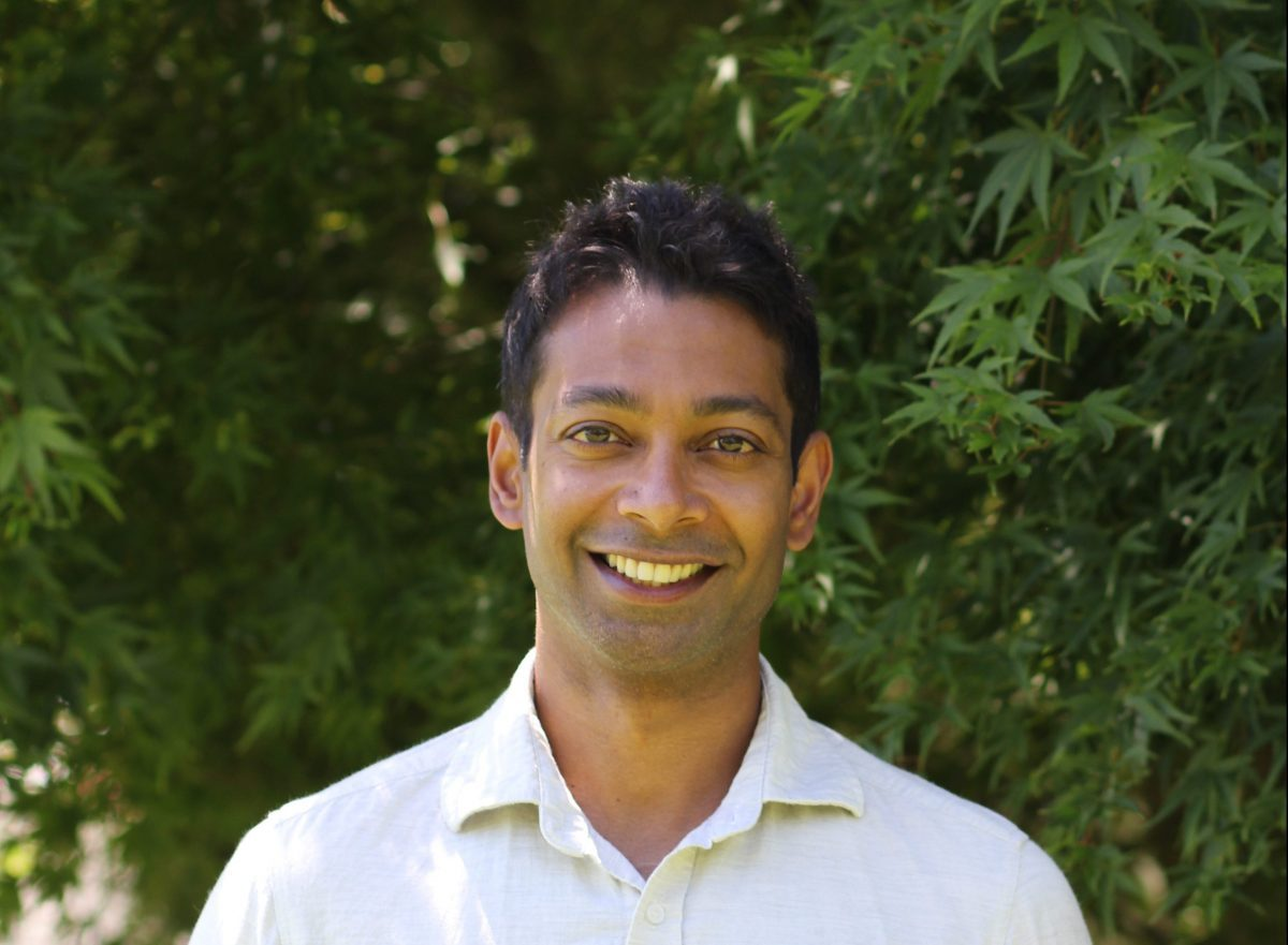 Adrian Pereira - Co-Founder of The Eco Pea Company