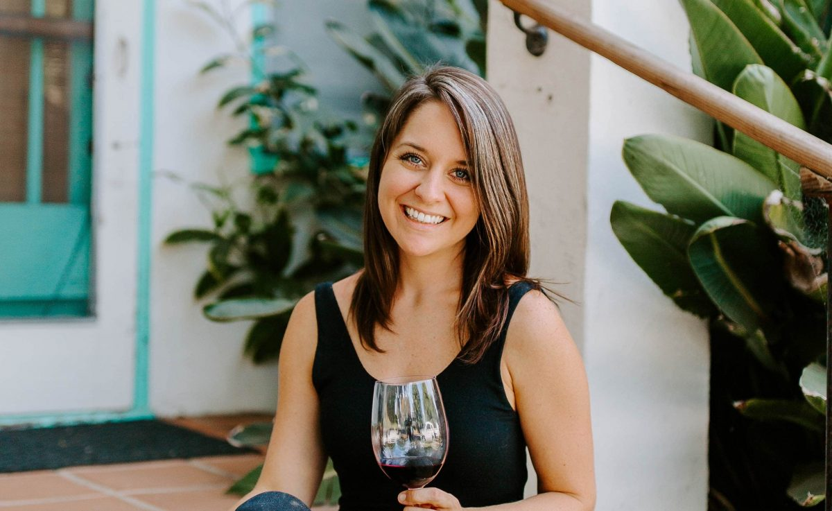 Ronda Fraley - Founder at The Wine Party Co.