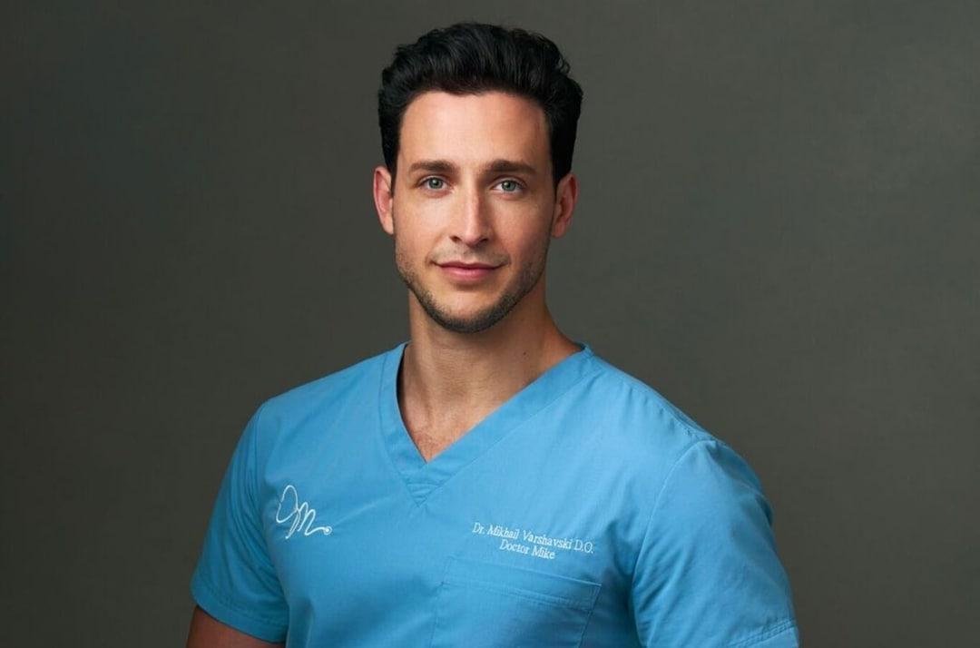 Mike Varshavski Health Entrepreneurs