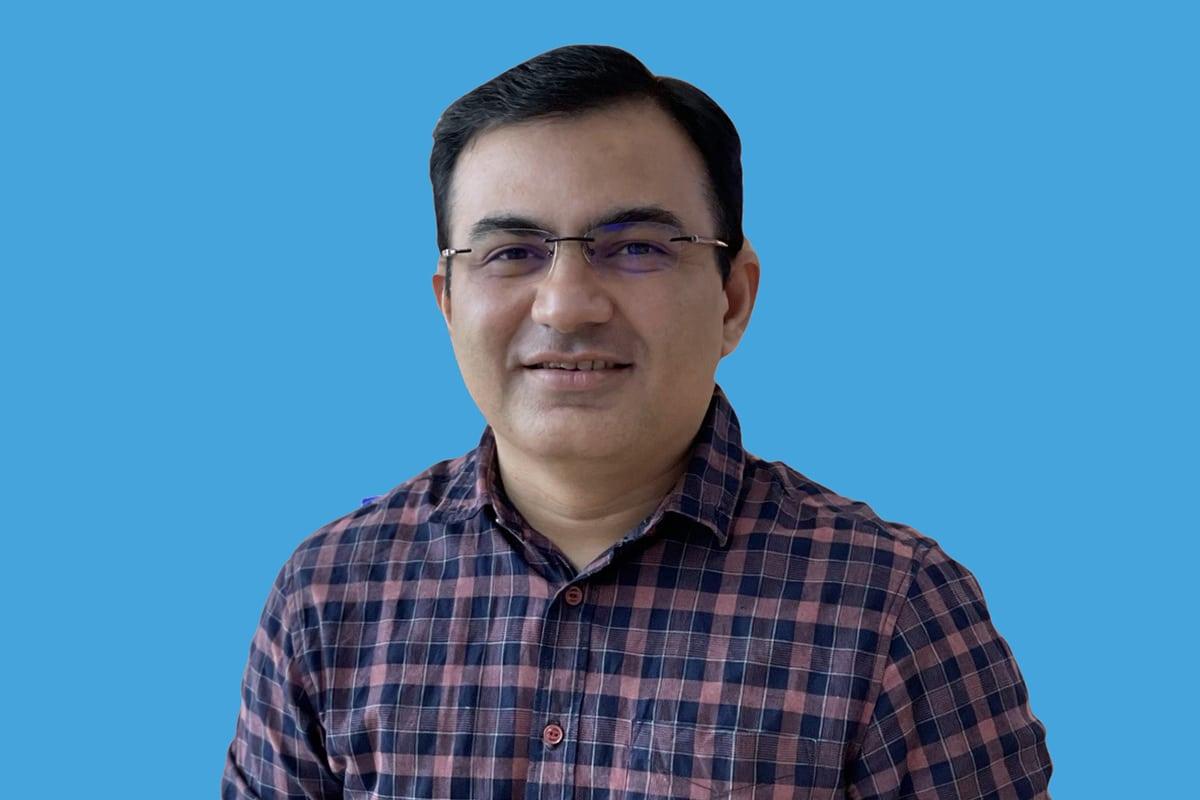 Dhvanesh Adhiya
